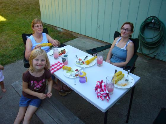 Picnic at Claire's