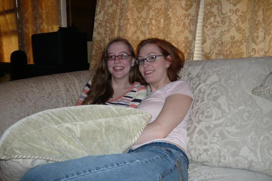 Veronica and Becky